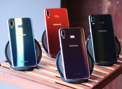 尖端工艺打造独特渐变色三星Galaxy A6s引领手机颜值新潮流