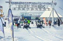 2018呼伦贝尔(海拉尔)冬季英雄会系列赛鸣金收兵