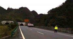走进贵州黔南高速 体验交警生活